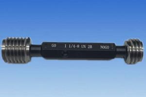 1 1/8-28 UN 2B plug gage