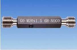 M130 x 2 thread plug gage