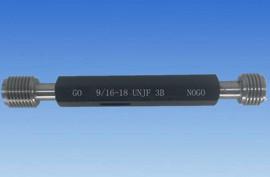 1.6875-16 UNJ plug gage