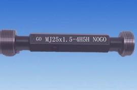 MJ14x2 plug gage