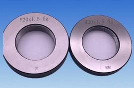 NEW M24 X 1.0 6H METRIC THREAD PLUG GAGE 24.0 1 GO NO GO PD/'S = 23.350 /& 23.520