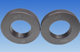"""3/"""" NPT Thread Ring Gage 3/""""-8 NPT 100/% Calibrated ship by Fedex in 4 days"""