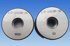 New 1pc  ACME 3//8-10  2G   T  Z  Threaded ring